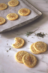 Olive Oil Sugar Cookies