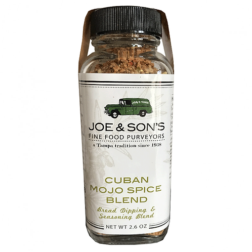 Cuban Mojo Spice Bread Dipping & Seasoning
