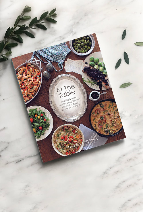 At The Table — Joe and Son's Exclusive Cookbook