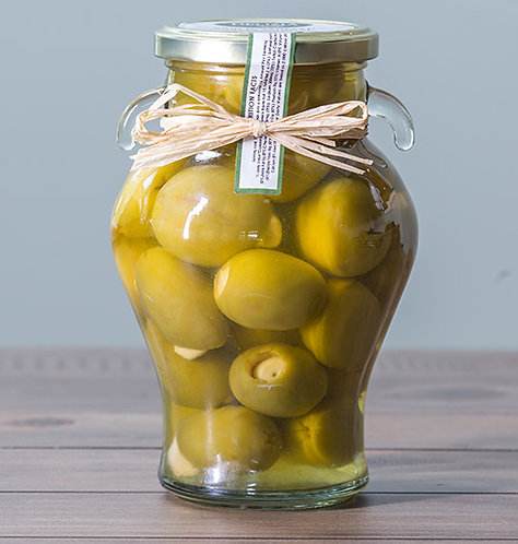 Garlic Stuffed Olives Gordal