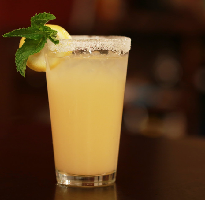 Key Lime Balsamic Margarita