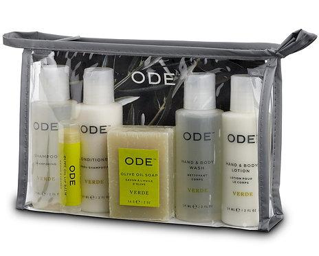 ODE Olive Oil Body Care Travel Kit