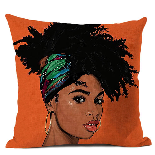 Natural Glow Pillow Cover