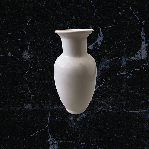"12"" Ceramic Floral Vase"