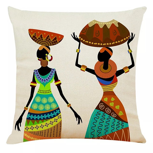 Pose Pillow Cover