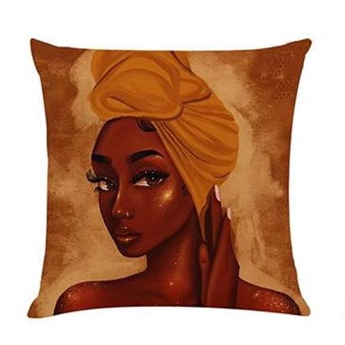 Gloei Throw Pillow Cover