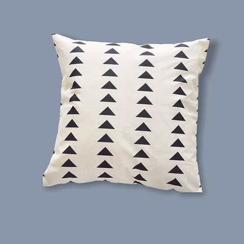 Boho Print Decorative Pillow