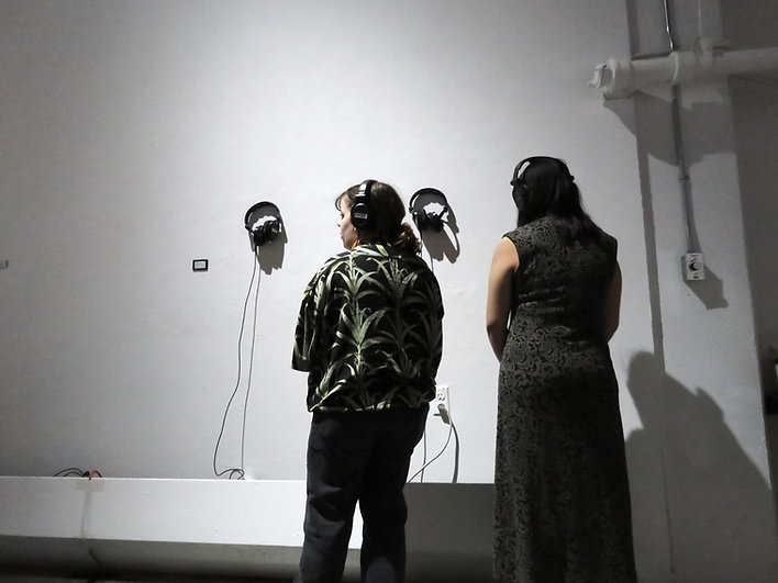 Permanent Change In Media Arts Show. 201