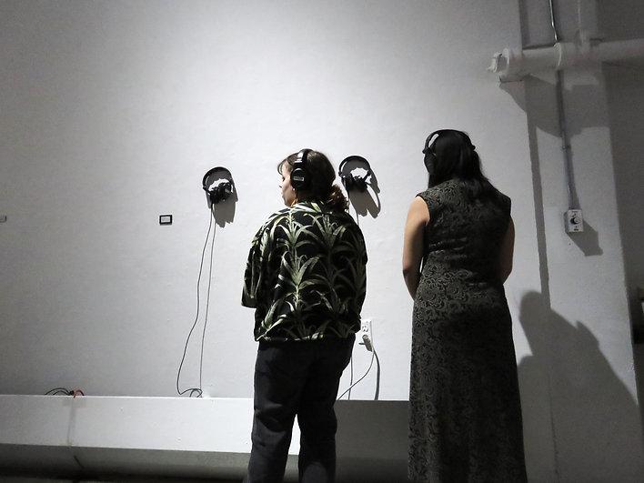 Permanent Change In Media Arts Show. 201