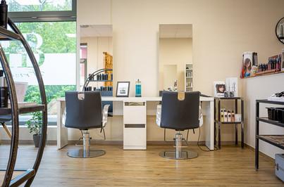 Barber- / Kosmetikbereich