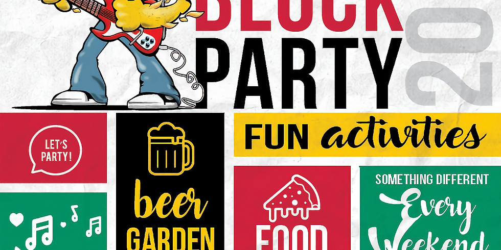 Feather Falls Summer Block Party