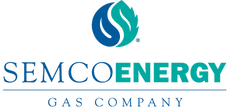 SEMCO Energy Logo rebates Michigan