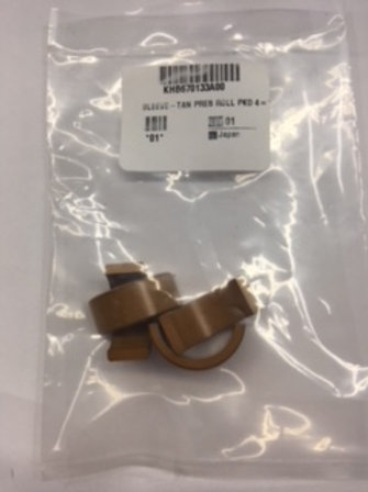 Pressure Roll Sleeve (tan) KHB670133A00