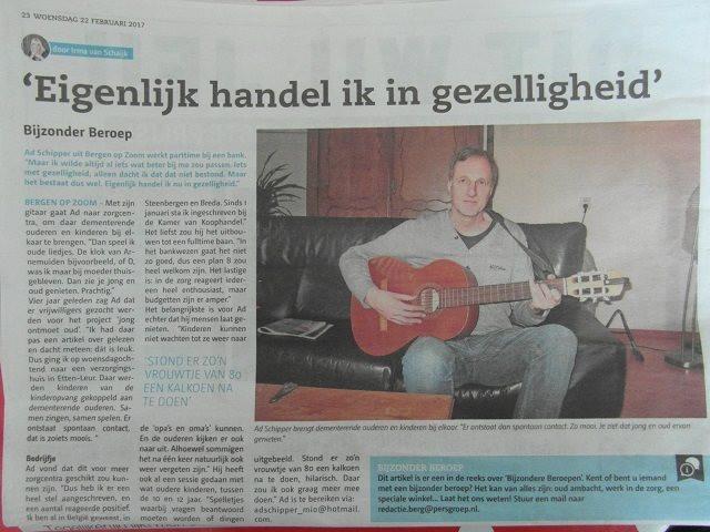 Gazet Bergen op Zoom
