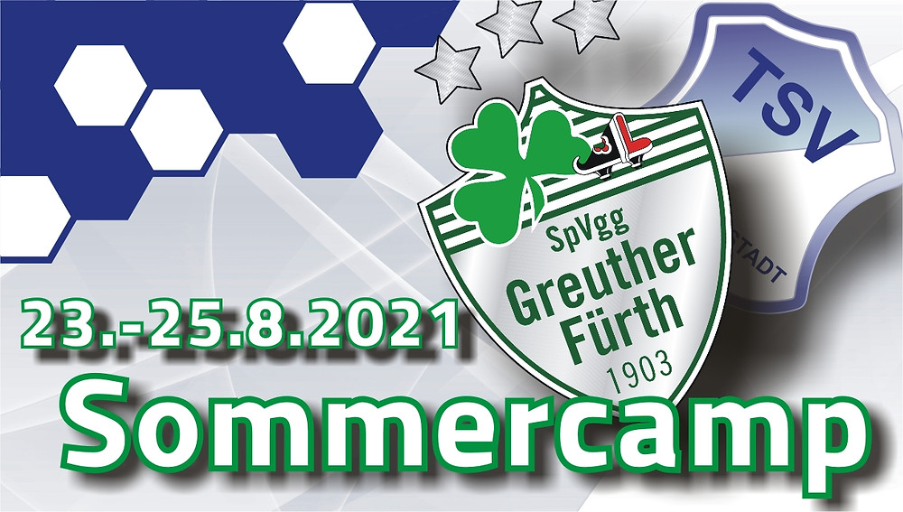 Fußballcamp Greuther Fürth beim TSV Ebermannstadt