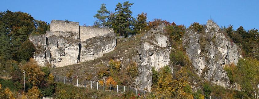 Felsen in der Fränkischen Schweiz