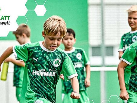 Fussballschule mit Greuther Fürth