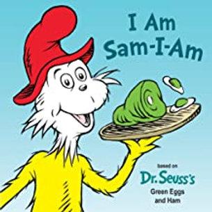 Dr. Seuss I am Sam I am