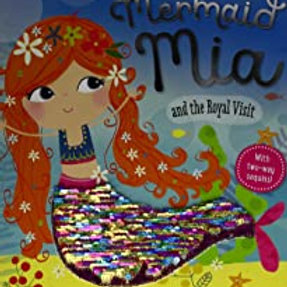 Story Book Mermaid MIA and the Royal Mistake
