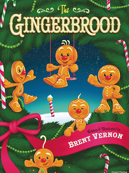 The Gingerbrood with Read Along CD