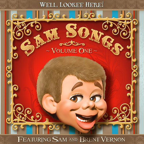 Sam Songs CD