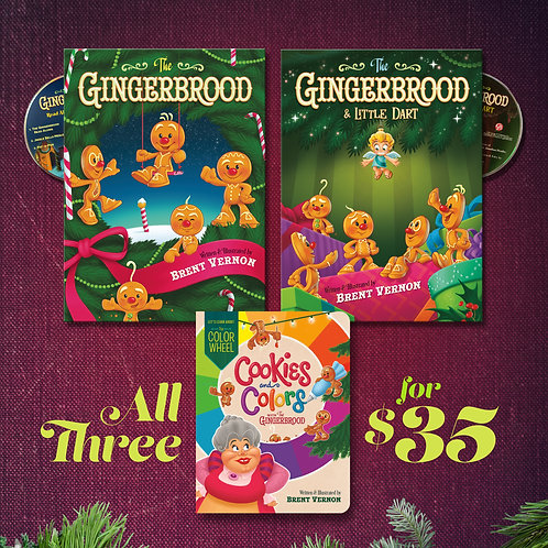 The Gingerbrood Collection