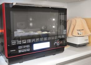新オーブン導入!大豆粉クッキー作りました。