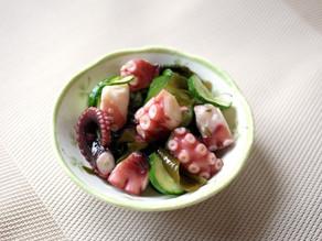 夏のオススメ発酵食品*お酢①