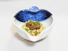 【レシピ05】黒酢醤油麹納豆