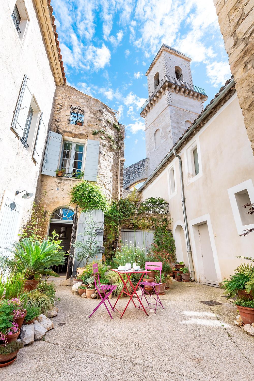Photographie maison d'hôtes luxe, authentique, de prestige