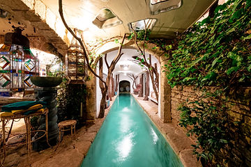 piscine photographie pour architecte