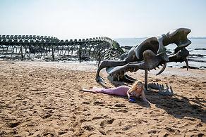 Andrina et le serpent d'océan