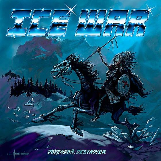 (Trad/Speed) ICE WAR - Defender, Destroyer album review