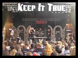 (Video) KEEP IT TRUE FESTIVAL - Whiplash, High Spirits, Midnight, Vardis and more!!!