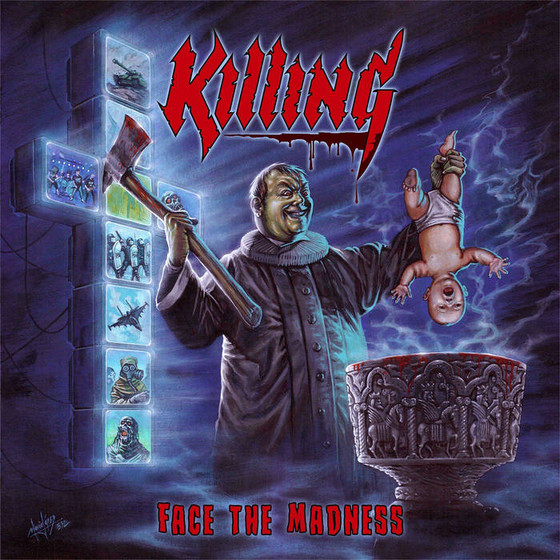 (Review) KILLING - Face The Madness