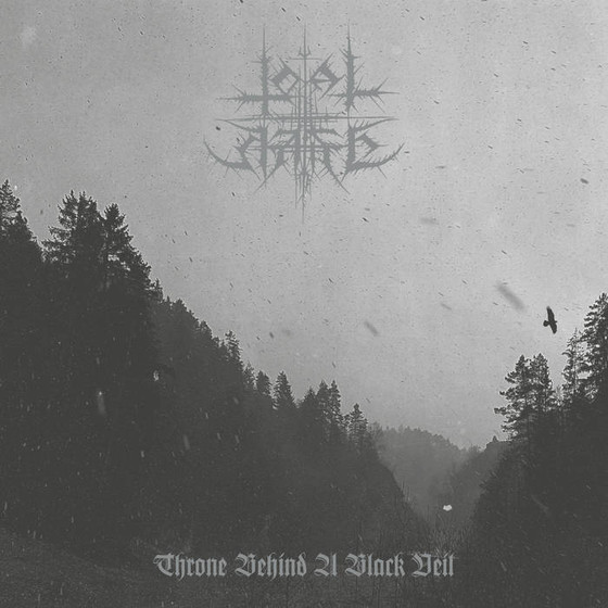 TOTAL HATE - Throne Behind a Black Veil