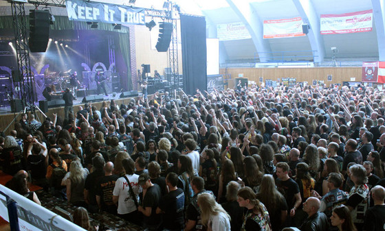 (Video) KEEP IT TRUE FESTIVAL - Whiplash, High Spirits, Midnight, Vardis, Sacrifice and more
