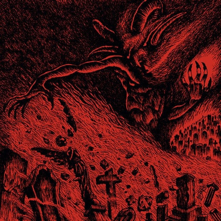 EVIL / SIEGE COLUMN - Split EP