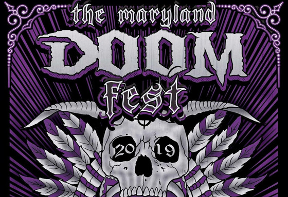 (Concert Review) MARYLAND DOOMFEST 2019 - Night 1