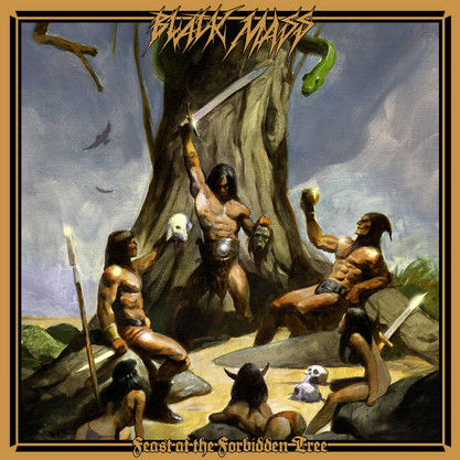 (Album Review) BLACK MASS - Feast At The Forbidden Tree