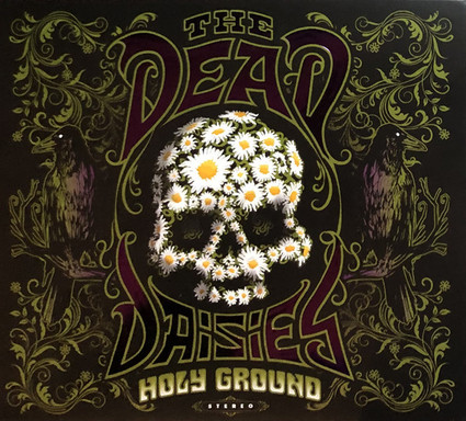 (Hard Rock) THE DEAD DAISIES - Holy Ground album review