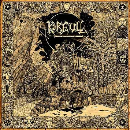 (Black Thrash) KORGULL THE EXTERMINATOR - Sharpen Your Spikes album review