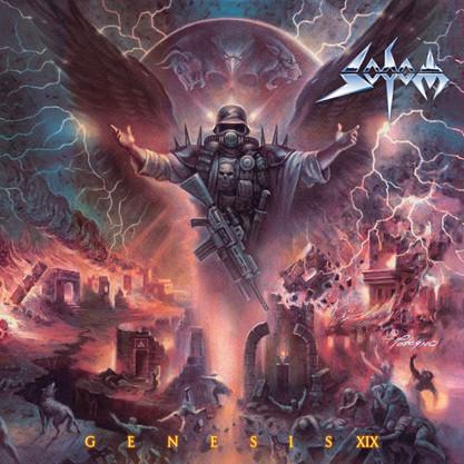 (Thrash) SODOM - Genesis XIX
