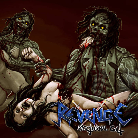 REVENGE - Nocturnal Cult