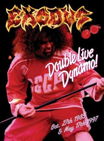 EXODUS - Double Live Dynamo (DVD)