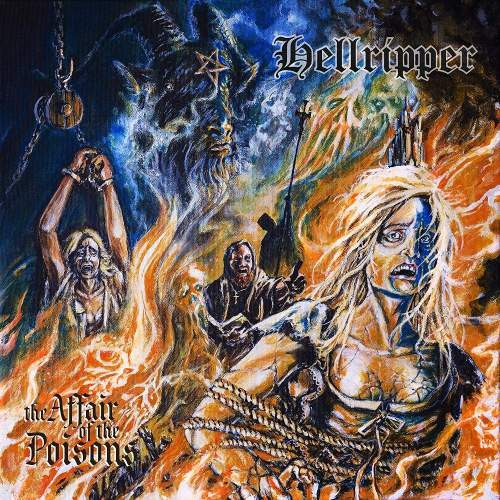 (Black Speed) HELLRIPPER - The Affair of the Poisons album review