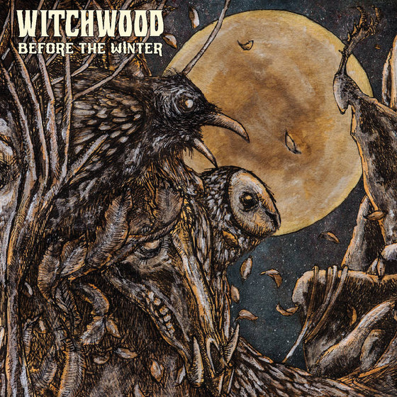 (Prog Rock) WITCHWOOD - Before The Winter album review