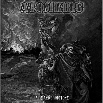 DEMO/EP ROUNDUP - Atomkrig and Collision