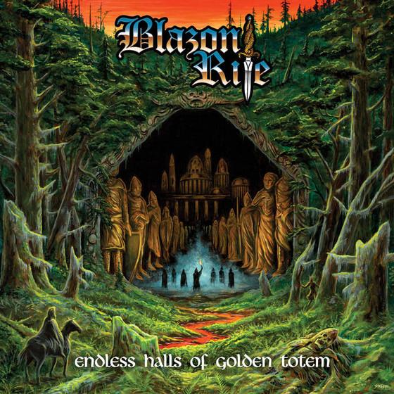 (Album Review) BLAZON RITE - Endless Halls of Golden Totem
