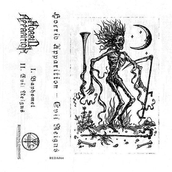 HORRID APPARITION - Evil Reigns